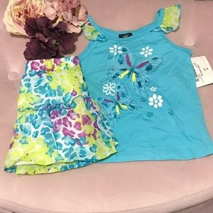 Other - Skirt/Top set NWT